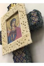 Small Cross - Saint