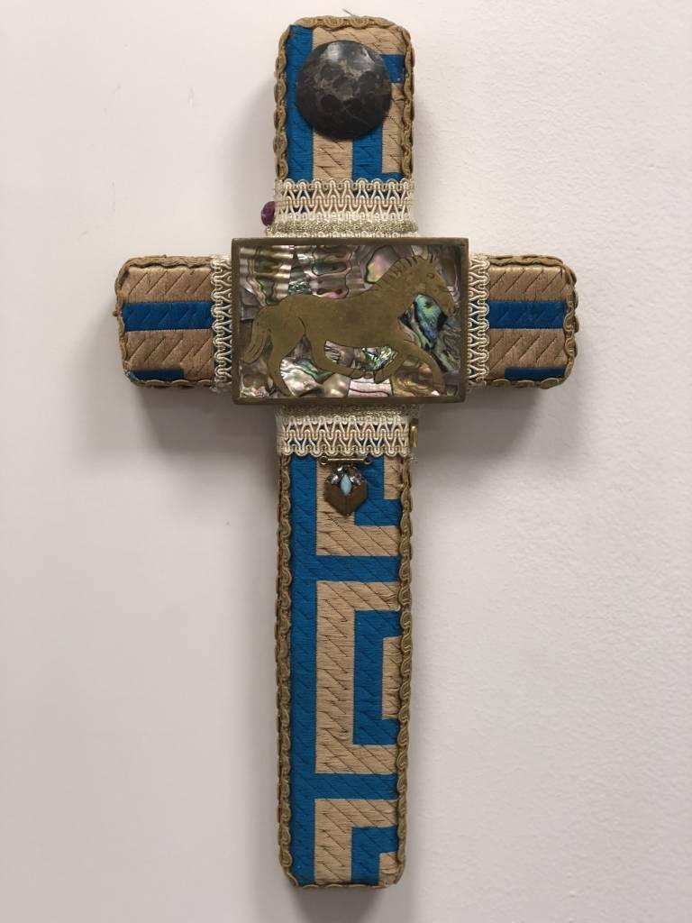 Small Cross - Caballo
