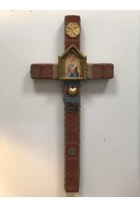 Medium Cross - Red