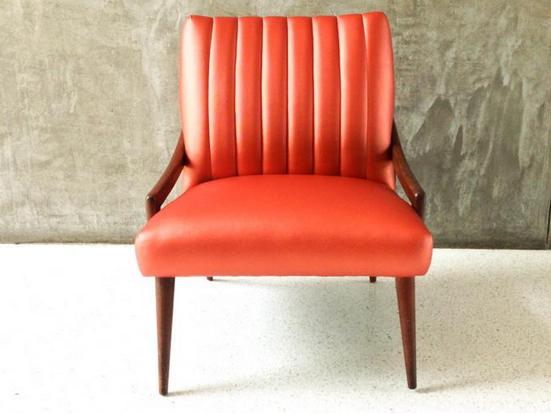 Vintage Kroehler Lounge Chair