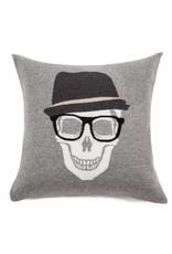 Rani Arabella Skull Hat Pillow