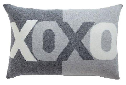 Rani Arabella XOXO Cashmere Pillow