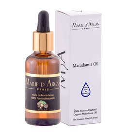 Marie D'Argan Paris Pure Macadamia Oil (50ml)