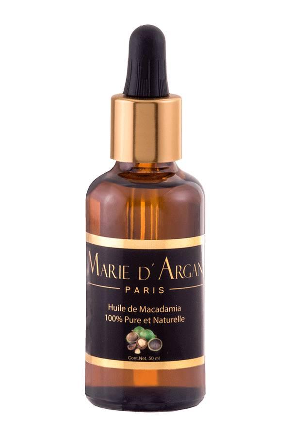 Marie D'Argan Paris Pure Macadamia Oil (50ml)