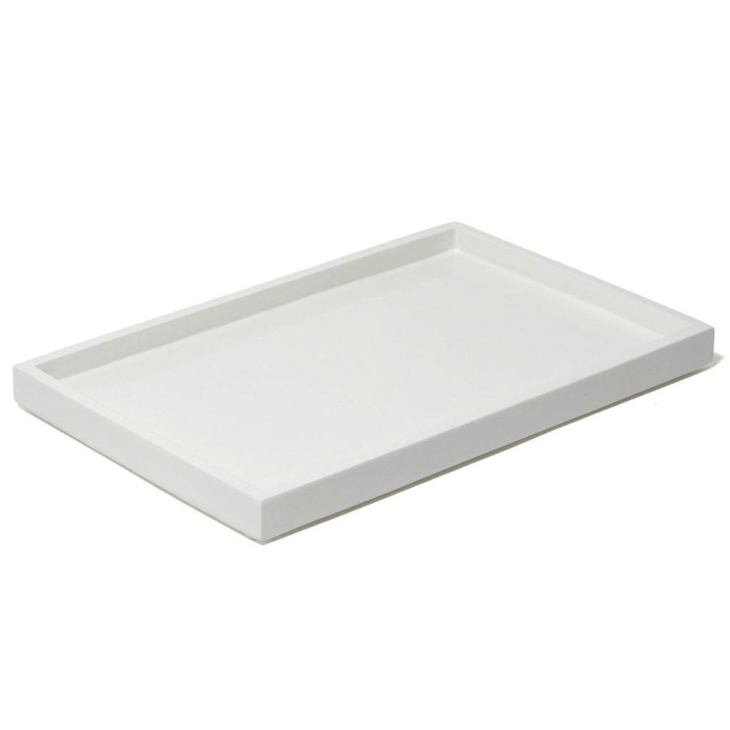 Jonathan Adler Lacquer Tray - White