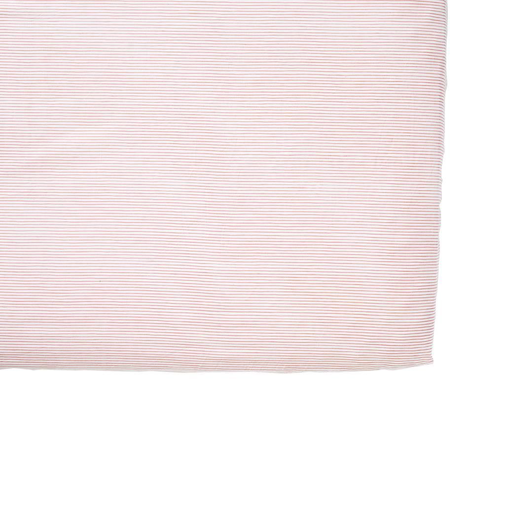 Pehr Designs Pencil Stripe Crib Sheet