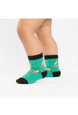 Sock It To Me Toddler Crew Socks