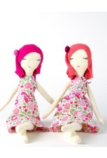 """Snuggly Ugly Inc Small Doll 14"""""""