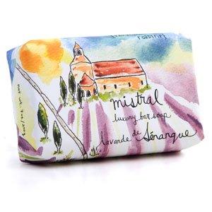 Mistral Sur La Route Bar Soap