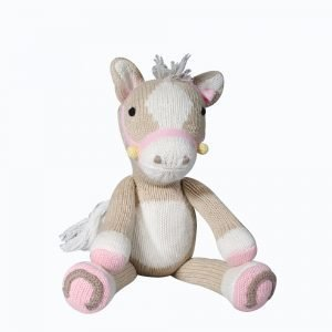 """Zubels Josie the Pony 14"""""""