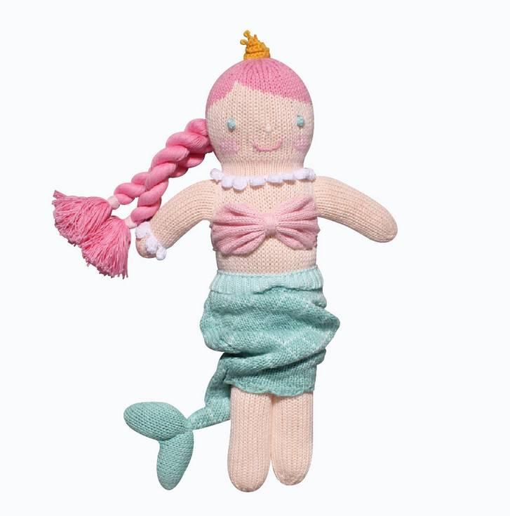 "Zubels Marina the Mermaid 18"""