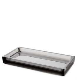 Jonathan Adler Hollywood Tray - Smoke