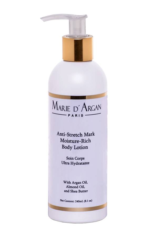 Marie D'Argan Paris Moisture Rich Body Lotion (240 ml)