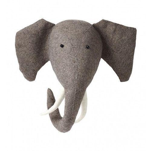 Fiona Walker Animal Head