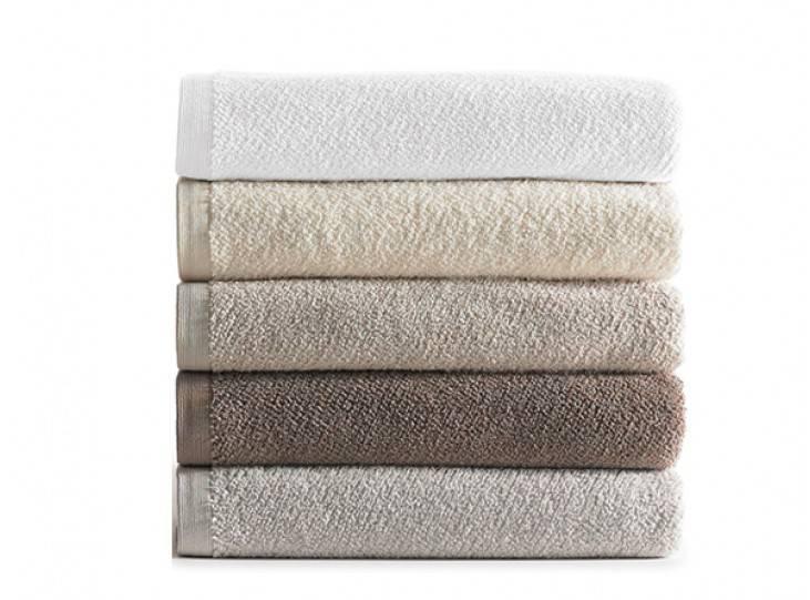 Peacock Alley Jubilee Bath Towel - Linen 30x54