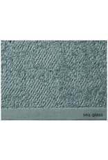 Peacock Alley Jubilee Hand Towel - Sea Glass 16x30