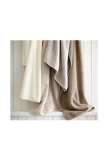 Peacock Alley Chelsea Bath Towel - Ivory 30x54