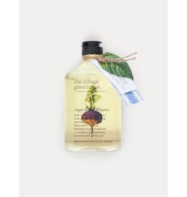 The Cottage Greenhouse Sugar Beet & Blossom Rich & Repair Body Wash