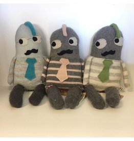 Snuggly Ugly Inc Green Billyburg Mostritos