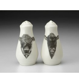 Laura Zindel Design Salt & Pepper: Cattle