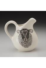 Laura Zindel Design Creamer: Suffolk Sheep