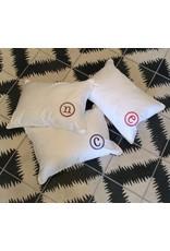 The Pillow Bar Down Alternative Travel-Boudoir Pillow