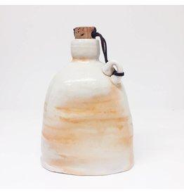 Ellen Cline Peach Flask