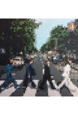 Carter Prine Abbey Road Pixelated