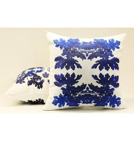 Rene Garza Big Fig Leaf Pillow