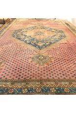 """1900s Palace-Size Oushak - 15' x 22'6"""""""