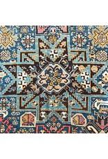 """1910s Antique Caucasian Shirvan  - 5'10"""" x 15'"""