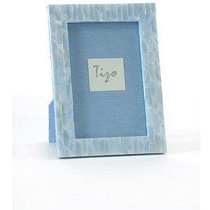 Tizo Tizo Blue Mother of Pearl Frame 4x6