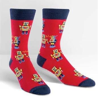 Sock It To Me Men's Crew Socks