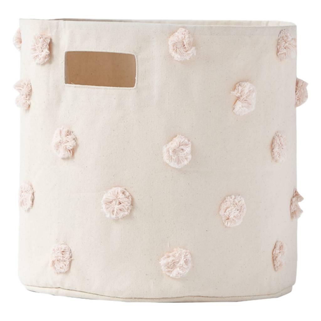 Pehr Designs Pom Pom Bin Pink