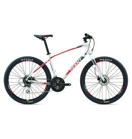 Giant ARX 2 L White/Neon Red/Charcoal