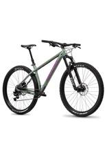 Santa Cruz Santa Cruz 18 Chameleon 7.0 a R 27.5+ Alloy Wheels Large Gloss Green - Purple
