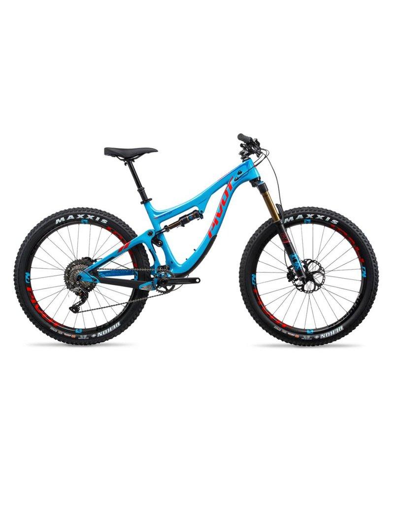 Pivot Switchblade Carbon XL Blue Pro XT/XTR 1x 29