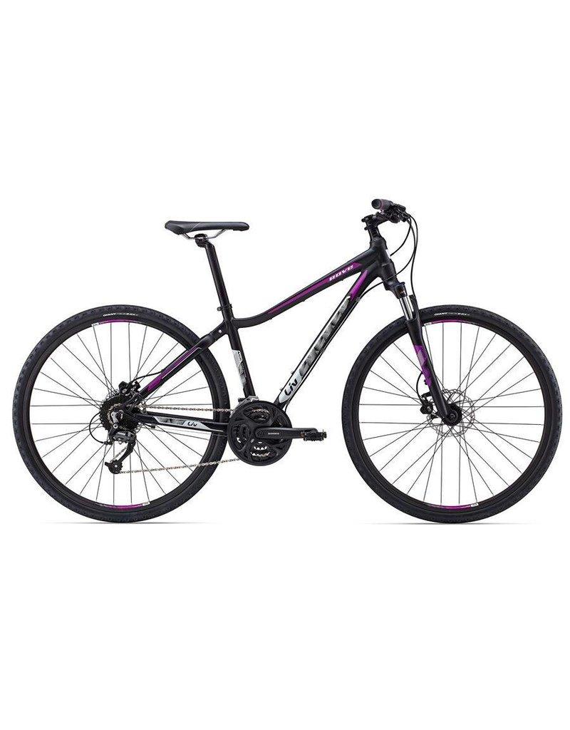 Liv Rove 2 XS Black/Purple