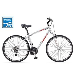 Giant Cypress DX XL Silver/Red