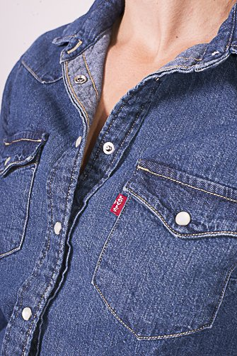 Levi's CHEMISIER JEANS ULTIMATE