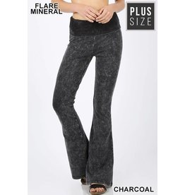Mineral Flare Pants Plus