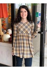 Plaid it Right Tunic