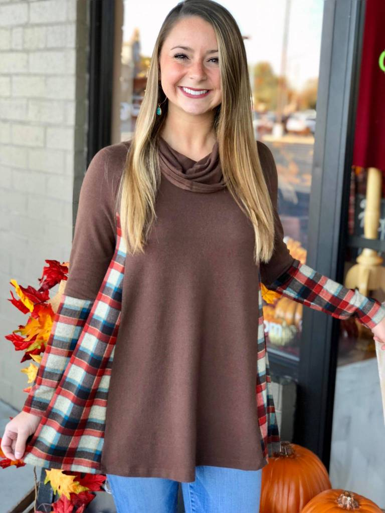 Fall Frenzy Top