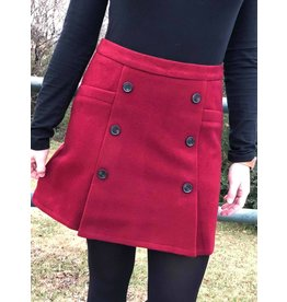 Sleigh Ride Skirt