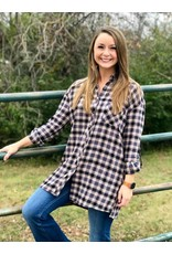 Home to Stay Flannel
