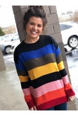 Fun Stripes Sweater
