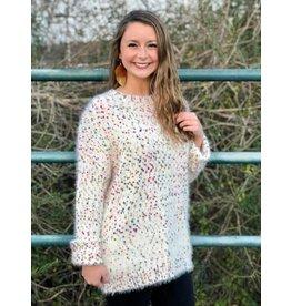 Snowy Dream Sweater