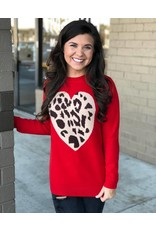 Heart of It All Sweater