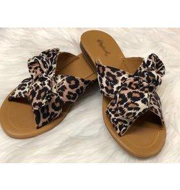 Little Leopard Sandal