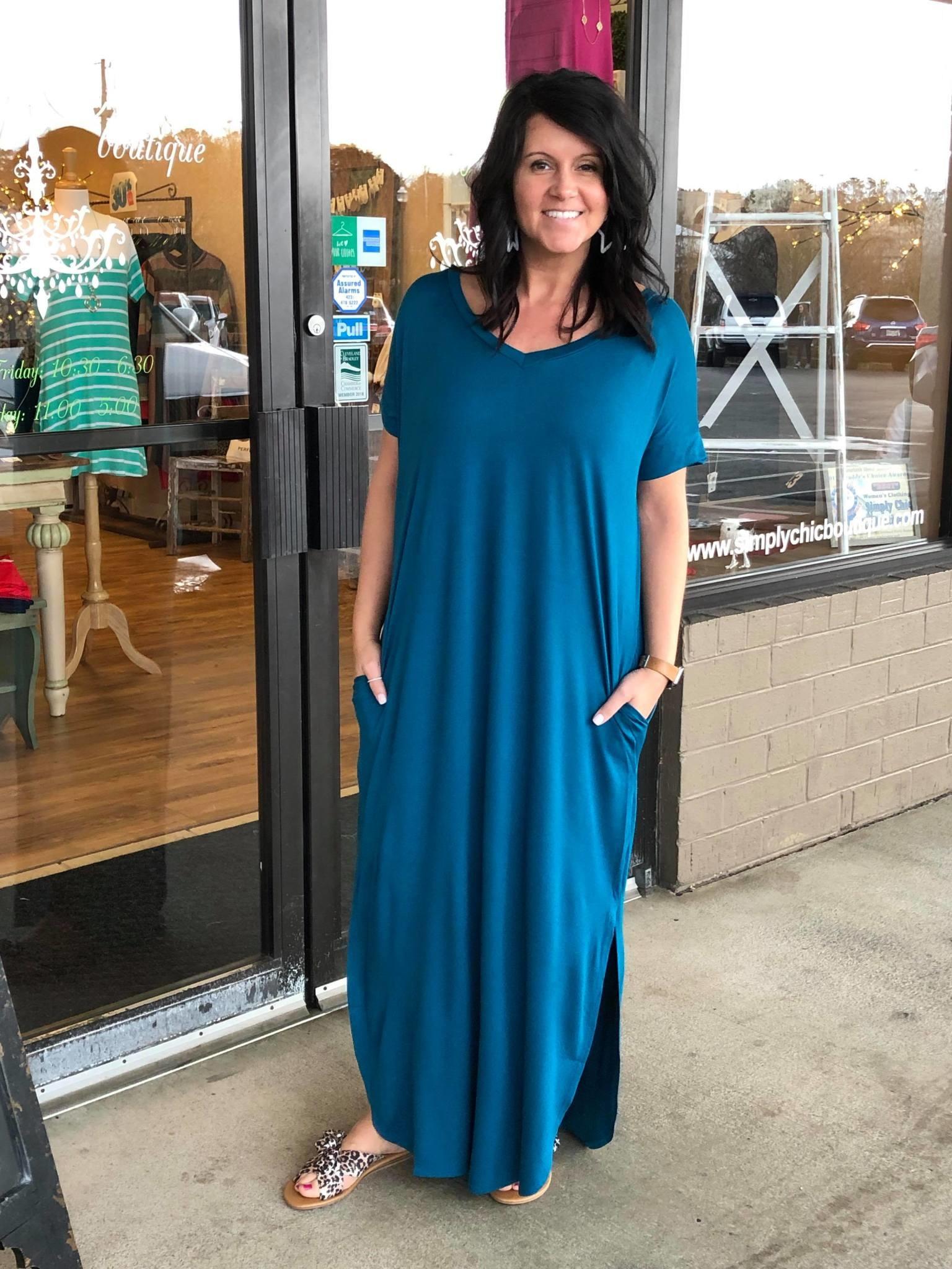 The Demi Dress